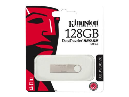 Kingston DataTraveler SE9 G2 - 128 GB 2