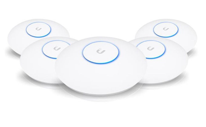 Valg af Ubiquiti UniFi Access Points 3