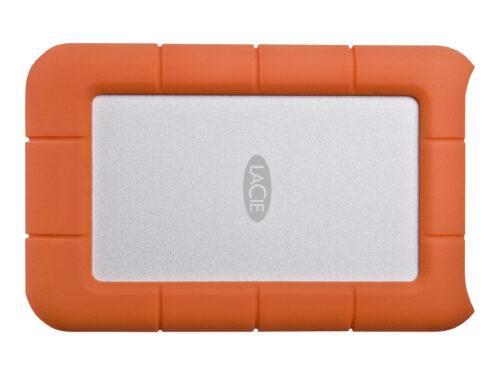 LaCie Rugged Mini Harddisk 4TB USB 3.0 4