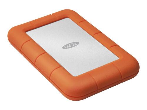 LaCie Rugged Mini Harddisk 4TB USB 3.0 1