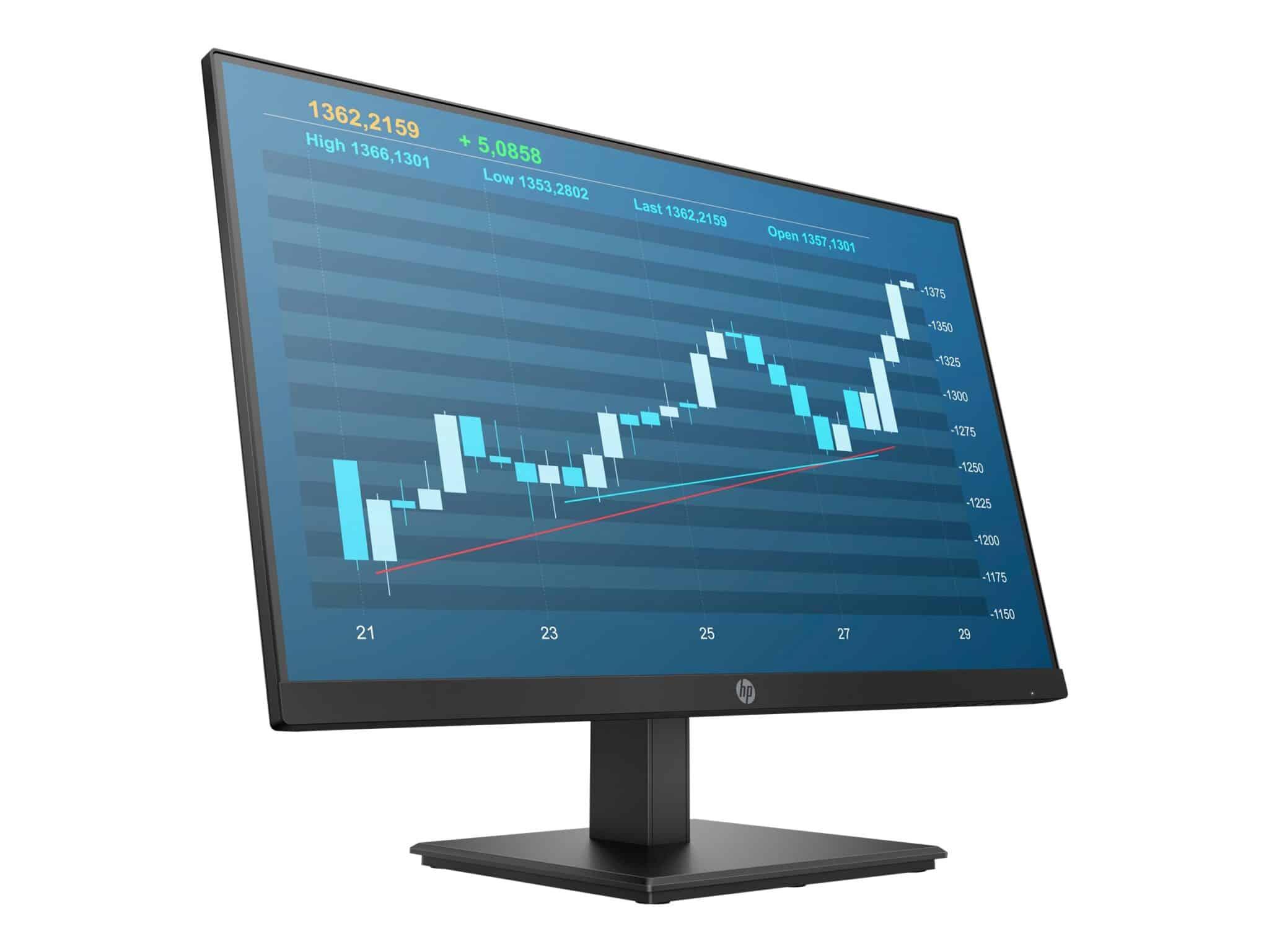 """Billede af HP P244 23.8"""" - LED-skærm"""