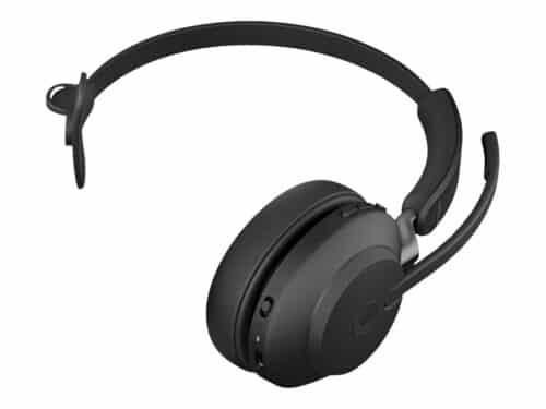 Jabra Evolve2 65 MS Mono - USB-A - Trådløs Headset 2