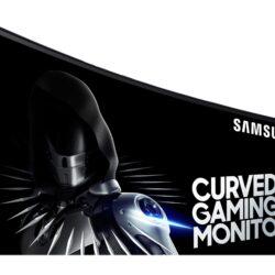 "Samsung C27RG50FQU 27"" - Kurvet LED skærm - 240Hz 21"