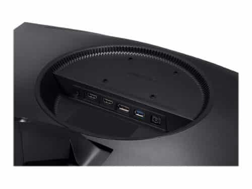 "Samsung C27RG50FQU 27"" - Kurvet LED skærm - 240Hz 3"