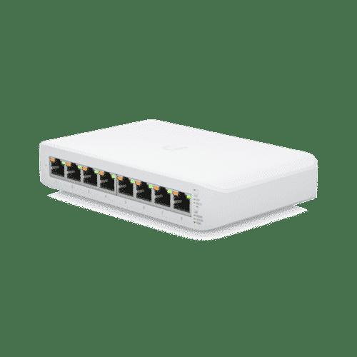Ubiquiti UniFi Switch Lite 8 PoE - USW-Lite-8-PoE 2