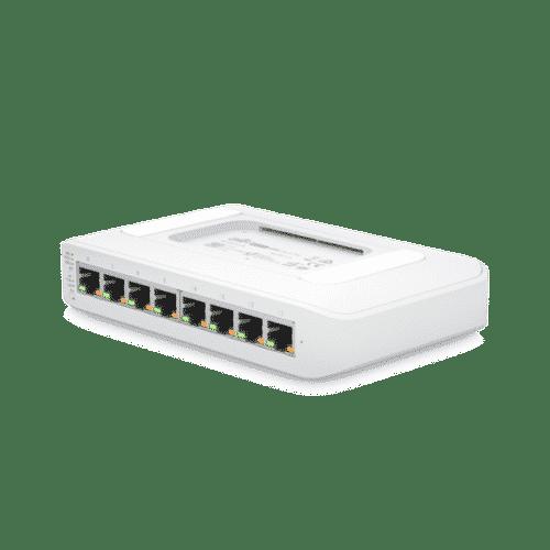 Ubiquiti UniFi Switch Lite 8 PoE - USW-Lite-8-PoE 4