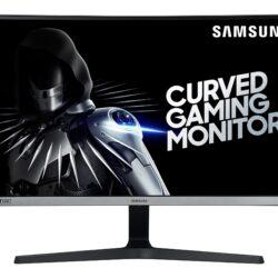 "Samsung C27RG50FQU 27"" - Kurvet LED skærm - 240Hz 33"