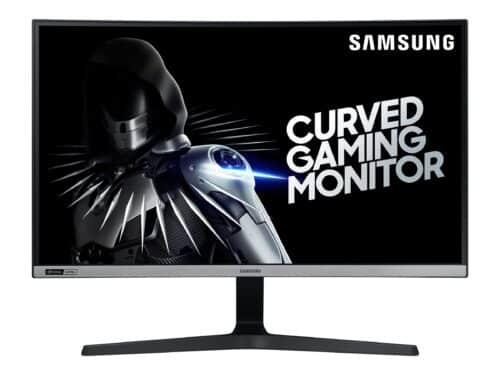 "Samsung C27RG50FQU 27"" - Kurvet LED skærm - 240Hz 17"
